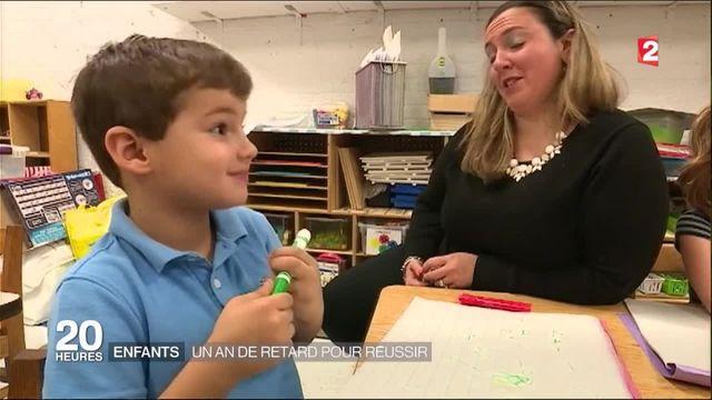 États-Unis : retarder l'entrée à l'école des enfants d'un an se généralise