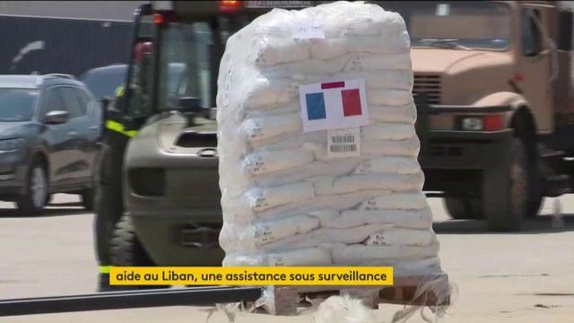 Liban : la distribution de l'aide internationale sous surveillance