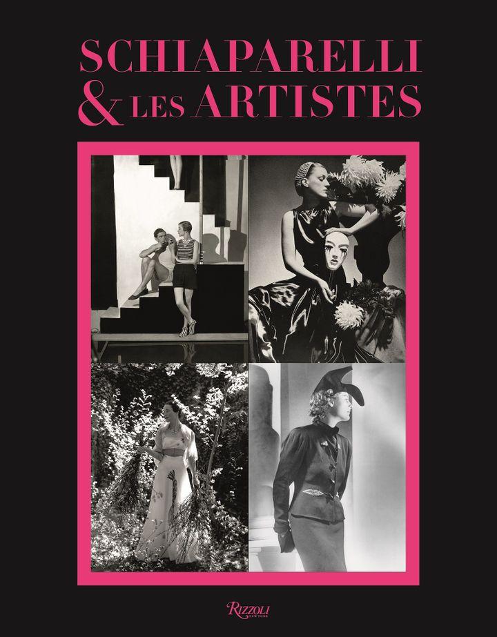 "Livre ""Schiaparelli et les artistes"", octobre 2018  (Rizzoli New York)"