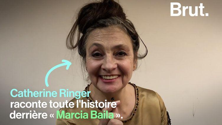 VIDEO. La triste histoire derrière la chanson Marcia Baïla des Rita Mitsouko (BRUT)