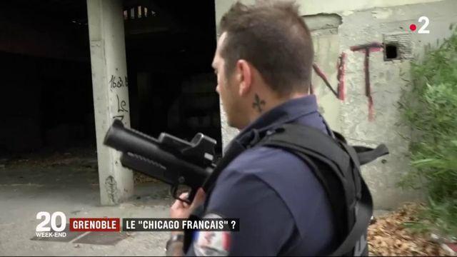 """Grenoble : le """"Chicago"""" français ?"""