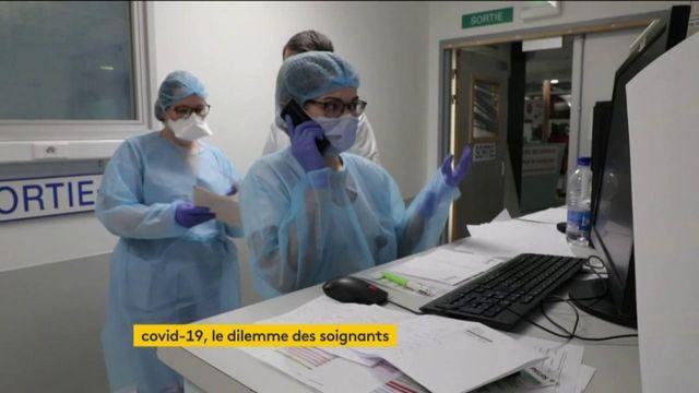 Coronavirus : des médecins contraints de choisir les patients à réanimer