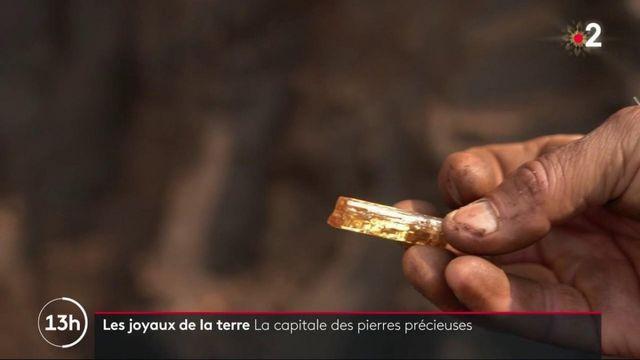 Brésil : les secrets des plus belles pierres précieuses