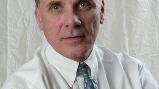 Stéphane Duhamel, ancien patron d'RTL, Le 9 mars 2003. (MAXPPP)