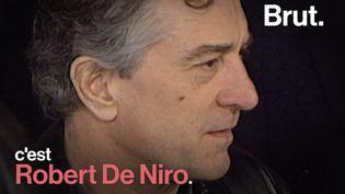 VIDEO. Il a joué des mafieux, un boxeur… Retour sur la vie de Robert De Niro, un acteur hors norme (BRUT)