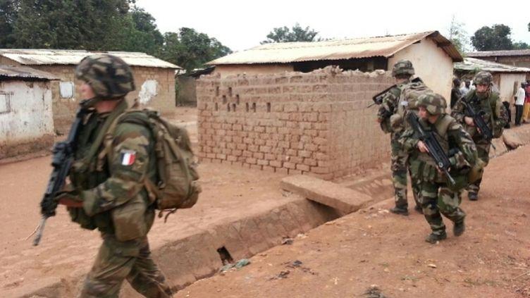 (Opération Sangaris, dans le piège de Bangui  © Radio France - 2014 / Olivier Poujade)