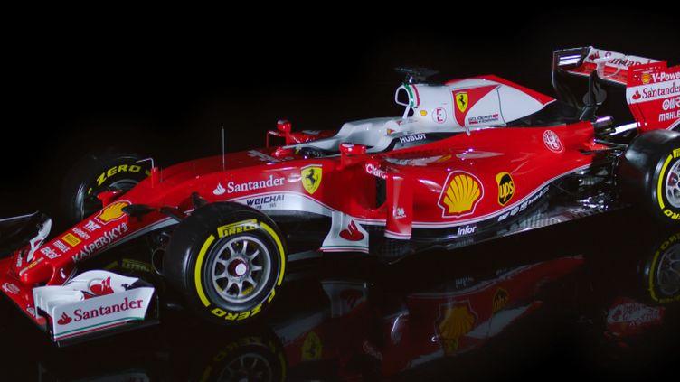 La nouvelle Ferrari SF16-H