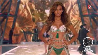 Le défilé des Anges de Victoria's Secret à Paris (FRANCE 2)