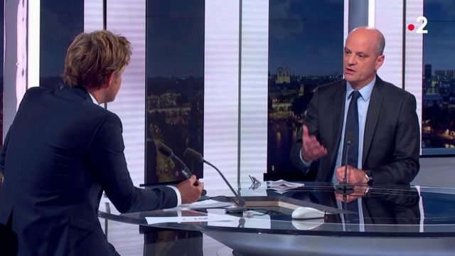 Attentat dans les Yvelines : Jean-Michel Blanquer réagit