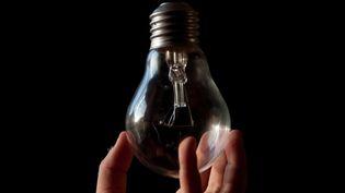 Ampoule éteinte. (MARTIN BERNETTI / AFP)