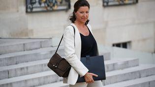 Agnès Buzyn, le 21 août 2019. (MAXPPP)