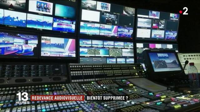 La redevance audiovisuelle bientôt supprimée ?