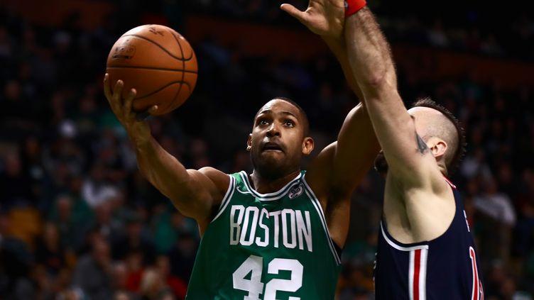 Al Horford (Boston Celtics) (OMAR RAWLINGS / GETTY IMAGES NORTH AMERICA)