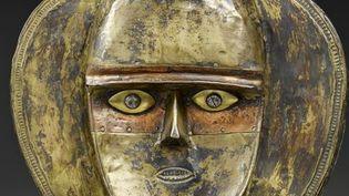 """L'exposition """"Les forêts natales, arts d'Afrique équatoriale atlantique"""" présente,au musée du quai Branly, à Paris les grands talents des créateurs des statuettes et masques. (MUSEE DU QUAI BRANLY)"""