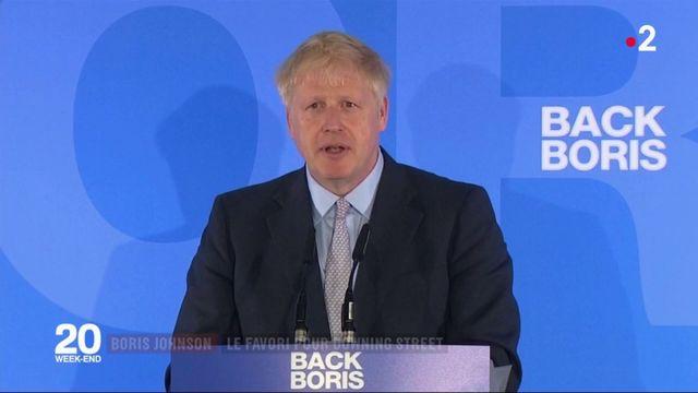 Royaume-Uni : Boris Johnson, le favori pour Downing Street