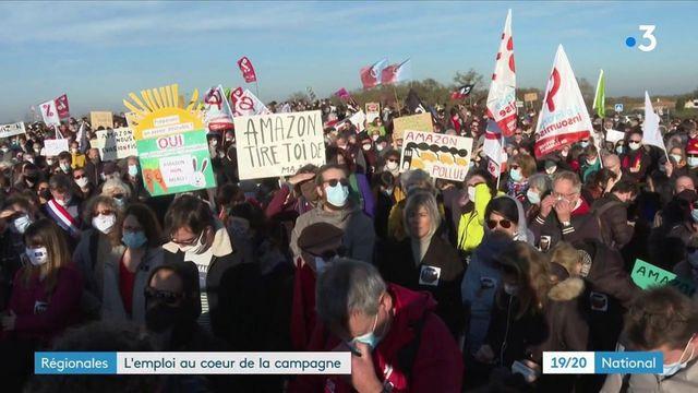 Pays de la Loire : l'emploi au cœur de la campagne des élections régionales