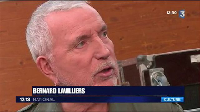 """Bernard Lavilliers parrain du premier """"Printemps des Nuits du Sud"""""""