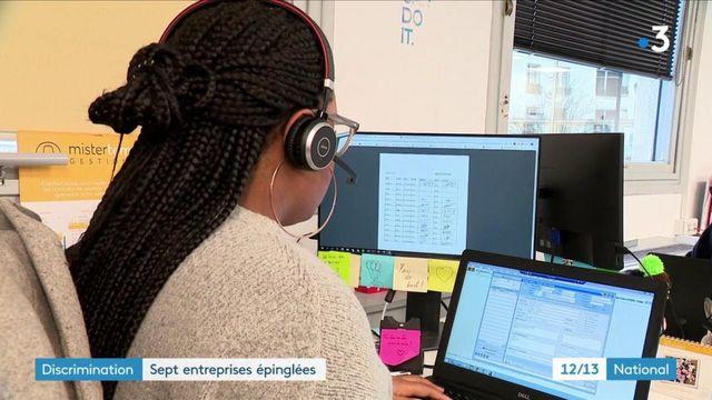 Discrimination à l'embauche : sept grandes entreprises françaises épinglées