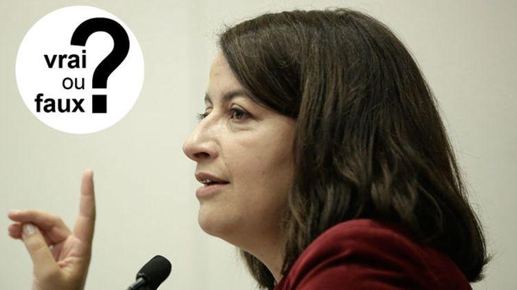 (Cécile Duflot dit-elle vrai sur la mortalité infantile en Grèce ? © Maxppp)