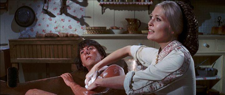 "Dustin Hoffman et Faye Dunaway dans ""Little Big Man"" d'Arthur Penn  (Carlotta Distribution)"