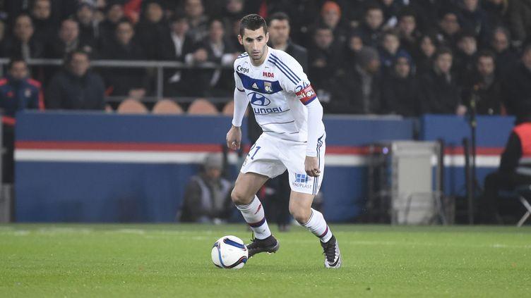 Lyon va faire appel de la suspension de quatre matches de Maxime Gonalons (JEAN MARIE HERVIO / DPPI MEDIA)