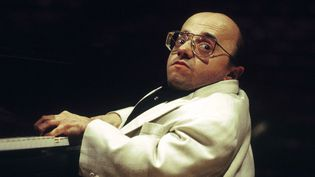 Michel Petrucciani (photo datée de 1994)  (Leon Morris / Getty Images)