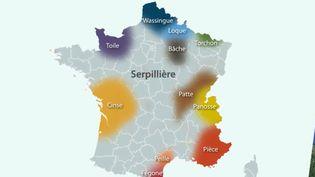 """Le mot """"serpillière"""" selon les différents dialectes régionaux. (FRANCE 3)"""