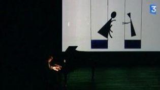 Tableaux d'une exposition: Moussorgski et Kandinsky ouvrent le Festival de la Vézère  (Culturebox)