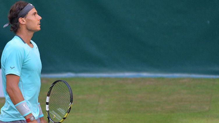 Rafael Nadal (CARMEN JASPERSEN / AFP)