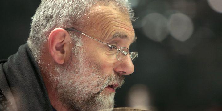 Père Paolo Dall'Oglio à Paris, le 29 septembre 2012 (Caroline Poiron)
