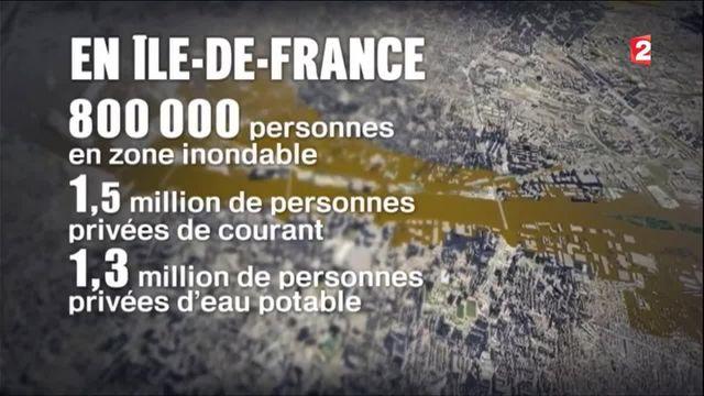 Paris : comment faire face à la crue centennale ?