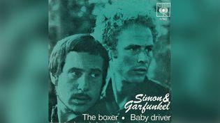 """""""The Boxer"""", de Simon & Garfunkel. (DR)"""