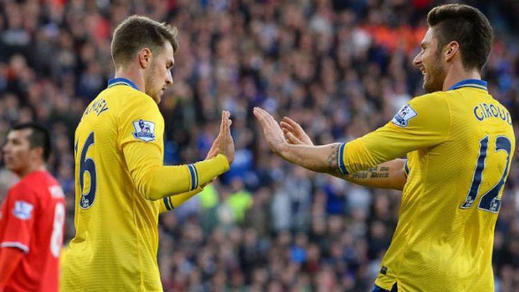 Ramsey et Giroud