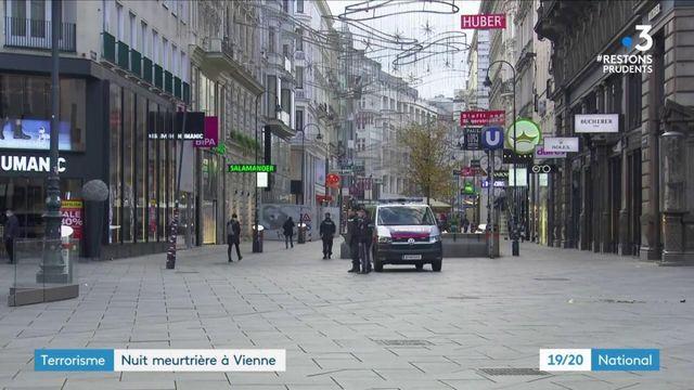 Autriche : Vienne victime d'une attaque terroriste meurtrière