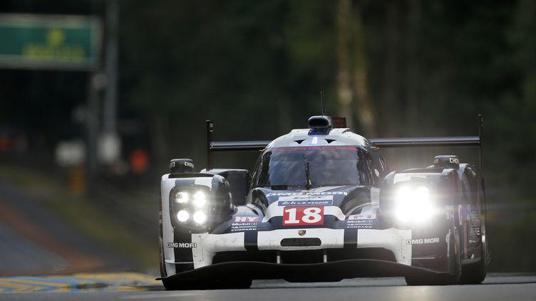La pole position est officielle pour la Porsche 919 Hybrid N.18 (FRANCOIS FLAMAND / DPPI MEDIA)