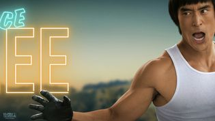 Mike Moh interprète Bruce Lee dansOnce Upon a Time... in Hollywood. (Sony Pictures Releasing France)