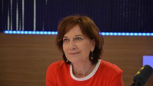 Laurence Rossignol,ancienne ministre de l'Enfance, des Familles et des Droits des femmes, sénatrice PS de l'Oise.  (RADIO FRANCE / JEAN-CHRISTOPHE BOURDILLAT)