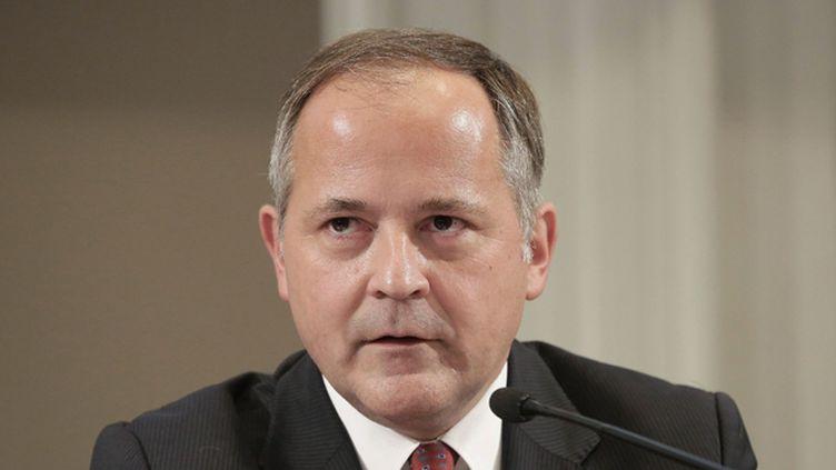 (Benoît Coeuré appartient au directoire de la BCE © MAXPPP)