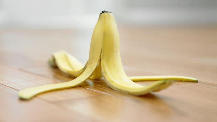 Les araignées avaient pondu leurs œufs sur la peau des bananes. (OJO IMAGES RF / GETTY IMAGES)