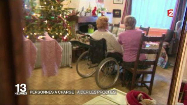 Congé de proche aidant : rencontre avec des familles qui pourraient en bénéficier