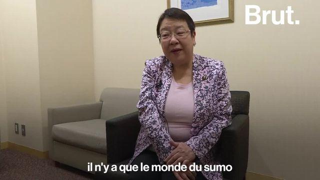 VIDEO - Le sumo, un sport misogyne ?