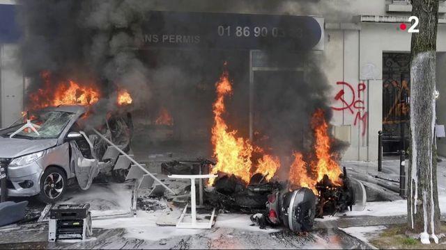 1er-Mai : les commerces se barricadent