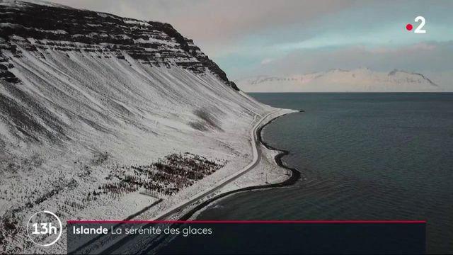 Lieux de rêve : la sérénité des glaces d'Islande