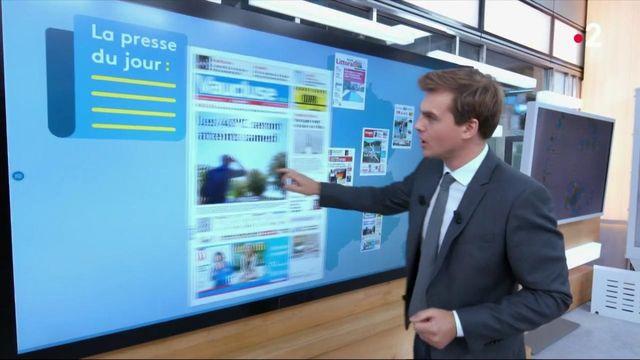 Pic de chaleur, incendies et explosion des ventes de piscines et spa : la revue de presse de France 2