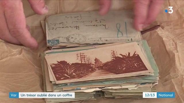 Histoire : un collectionneur passionné découvre des lettres datant de la Seconde Guerre mondiale