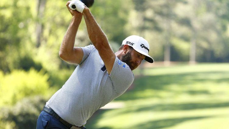 Dustin Johnson va tenter de réaliser un doublé au Masters d'Augusta qui débute le 7 avril. (JARED C. TILTON / GETTY IMAGES NORTH AMERICA)