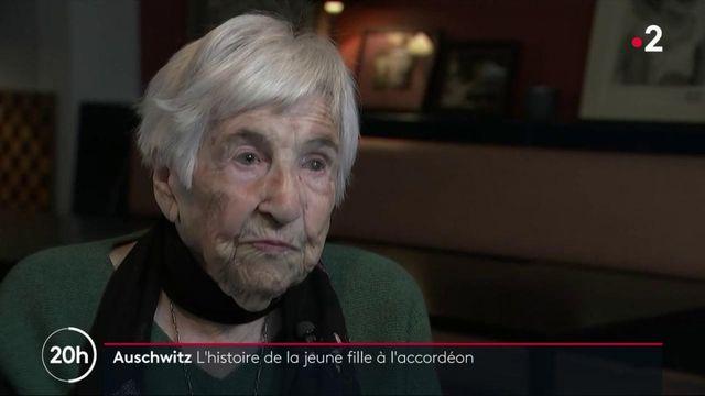 """""""C'était la peine de mort immédiate"""": le témoignage d'une rescapée d'Auschwitz"""