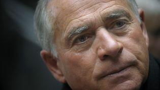 Le sénateur François Patriat, ancien ministre et ancien président du Conseil régional de Bourgogne. (JEFF PACHOUD / AFP)