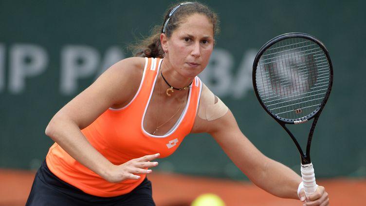 Claire Feuerstein avait été très convaincante au 1er tour (MIGUEL MEDINA / AFP)