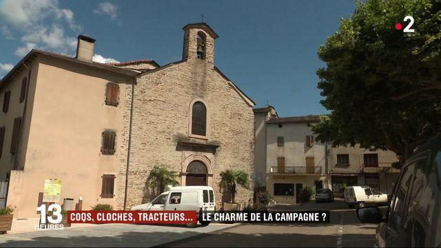 Coqs, cloches, tracteurs : un maire alerte les touristes sur les bruits de la campagne